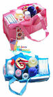 Outdoor Travel tote Baby Diaper Nappy Supply Organizer Inner Divider Storage Bag
