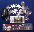 Star Wars Tombola Egg  Figure  Spaceship Kit or Jigsaw