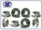 M4 - M12 METRIC STAINLESS STEEL HEXAGON SERRATED FLANGE NUT 4MM TO 12MM
