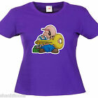 Locksmith Ladies Lady Fit T Shirt Size 6 -16