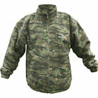 Gardner Wind Blok Fleece Camo Jacket