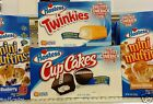 Hostess Snack Cakes Individually Wrapped ~ One Box