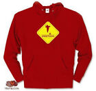 EISSSTOCKSPIELER CROSSING II Kapuzen-Sweat-Shirt S-XXL