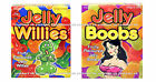 150g Jelly Willy Boobs Hen Stag Night Sweets Adult Ann Summers Party Sweets