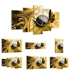 Canvas Picture 30 Shapes Print abstract communication compass earth 2129 UK