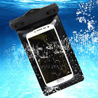 NEW Univeral IPX8 Waterproof Dry Pouch Bag Case Cover for Cell phone/Smartphone