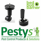 Bed Bug Barrier - Bed Leg Protectors - Safe, Chemical free bedbug Bed Protection