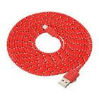NTJ Braided Micro USB power cord Charger Cable for samsung galaxy s4 s6 s6+ s7