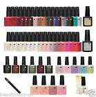 CND Shellac UV Gel Nail Polish, Choose All Colours, Top Coat or Base Coat