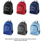 OFWGKTA College School Retro Backpack Bag - FUTURE WOLF GANG TYLER CREATOR ODD