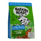 Barking Heads Chop Lickin Lamb Small Breed Dog Food