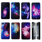 Galaxy Space Universe Snap On Hard Case Cover Skin Protector for iPhone 4 4S #1