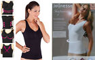 Jolinesse Shape Up Slim Body Tummy Shaper Slimmer Camisole Vest Tank Shapewear L