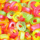 HARIBO FRIENDSHIP RINGS RING CHEWY SWEETS RETRO SWEET FREE POSTAGE 100g - 3kg