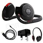 BH503 BLUETOOTH WiRELESS HEADPHONES HEADSET CHARGER FOR Nok 110 n VARiOUS MODELS