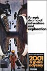 2001 A Space Odyssey Movie Poster A3 / A2  Reprint