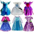 Dress Princess Fairy Party Costume Fancy Beautiful Fairies angel Tutu Disney