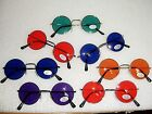 JOHN LENNON SUNGLASSES IN A ASSORTMENT OF COLORS AND FRAMES