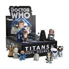 """DR WHO TITANS VINYL 3"""" FIGURE Official Series 2 THE 10th DOCTOR"""