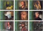 Star Trek Enterprise Season 4 GENESIS Card Singles