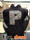 power stroke camouflage Black Hoodie Pullover Truck S-2XL...