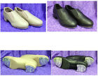 NEW  Slip-On, Leather Upper, Unisex, Split-Sole, Strong Toe Box, Jazz Tap Shoes