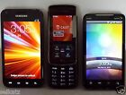 sprint galaxy epic - Smartphone Mobile Cell Phone No Contract Clean ESN ~ Pick One