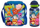 OFFICIAL SUPER MOSHI MONSTERS CHILDRENS SCHOOL LUNCH BAG. Choice of Items.Blue