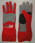 GO KART RACING GLOVES GAUNTLET STYLE - ADULT SIZES / WILL FIT KIDS - 2XS / 3XS