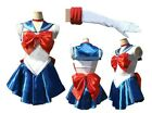 Sailor Moon Costume Cosplay Uniform Dress Up Sailormoon Outfit Whole Set #10
