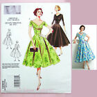 Vogue V2903 Sewing Pattern Misses' / Petite Dress - Vintage 1950's