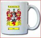 DALY COAT OF ARMS COFFEE MUG