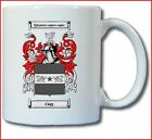 CLEGG COAT OF ARMS COFFEE MUG