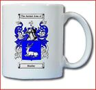 HINDLEY COAT OF ARMS COFFEE MUG