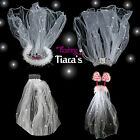 BRIDE TO BE VEIL Hen Party Accessories including Flashing Bride to Be Tiara Veil