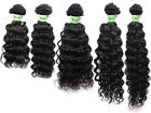 Sensationnel 100% Peruvian Bohemian Wave Bundle Virgin Human Remi Hair Extension