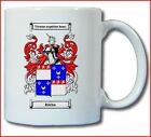 RITCHIE COAT OF ARMS COFFEE MUG