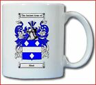 HIND COAT OF ARMS COFFEE MUG