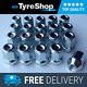 x20 Alloy Wheel Nuts M12 x 1.5 Tapered Seat For MG MGF MGTF MGZR ZR MGZS ZS