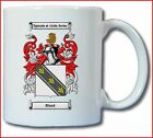 BLAND COAT OF ARMS COFFEE MUG