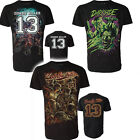 Darkside Men's ZOMBIE HORROR BOX T-Shirts Sold Individually / Sizes SM- 4XL