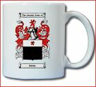 DIBBLE COAT OF ARMS COFFEE MUG