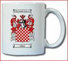 SALMON (ITALIAN) COAT OF ARMS COFFEE MUG