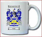 TUCKEY COAT OF ARMS COFFEE MUG