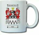 DANBY COAT OF ARMS COFFEE MUG