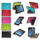 Smart Cover Case Origami Magnetic Folding Leather & Hard Back Stand for iPad Air