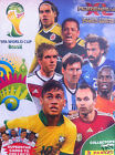 Adrenalyn XL 2014 World Cup Brazil - Defensive Rock/Rocks Cards