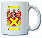 PICK (SCOTTISH) COAT OF ARMS COFFEE MUG