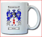 DOWNTON COAT OF ARMS COFFEE MUG
