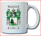 LOUDON COAT OF ARMS COFFEE MUG